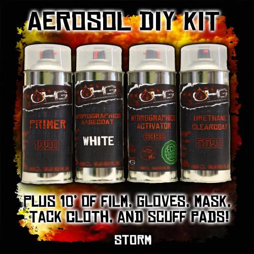 Aerosol DIY Dip Kit - Storm