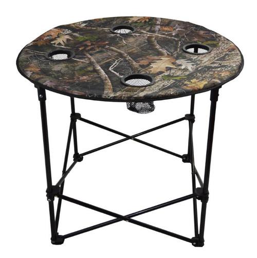 True Timber Kanati Camo Folding Table