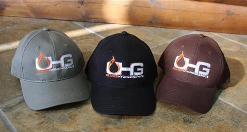 MyOHG Hat Design - Solid Colors