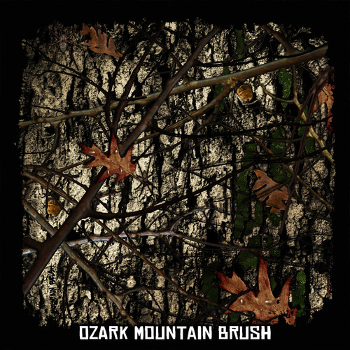 Ozark Mountain Brush Camo