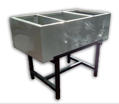 "40"" Basic DIY Water Transfer Printing Galvanized Tank"