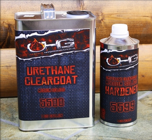MyOHG Urethane Clearcoat  - Full Gloss GALLON