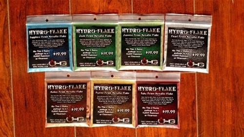 Complete Hydro-Flake Prism Kit - 2 ounce