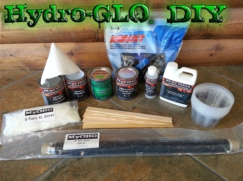 Hydro-GLO DIY Dip Kit - Your Choice on Film Pattern