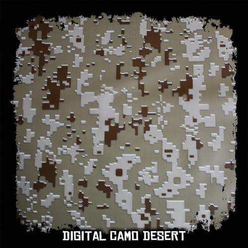 Digital Camo - Desert
