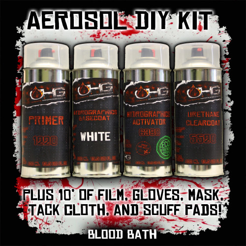 Aerosol DIY Dip Kit -  Blood Bath