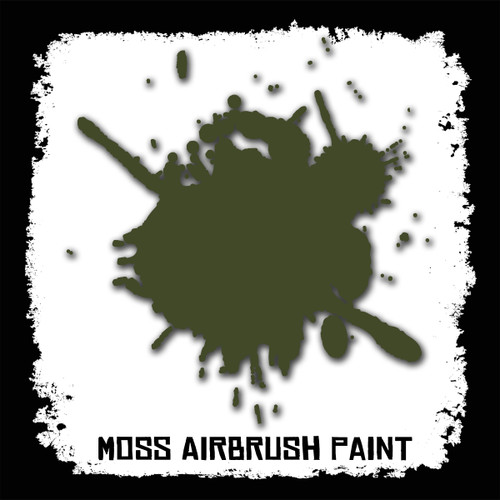 Air Brush Paint - 2oz - Moss