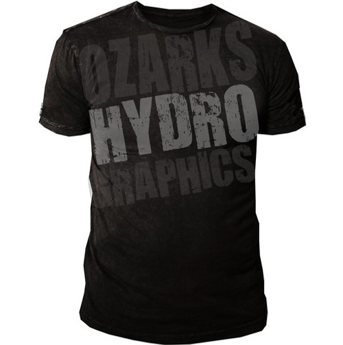 Ozarks Hydrographics T-Shirt Design