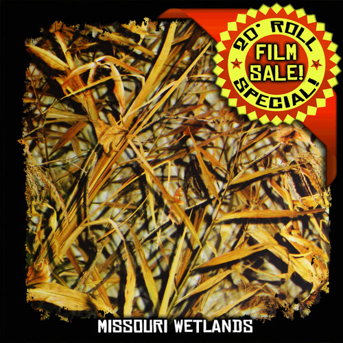 Missouri Wetlands- 20 Foot Roll Special!