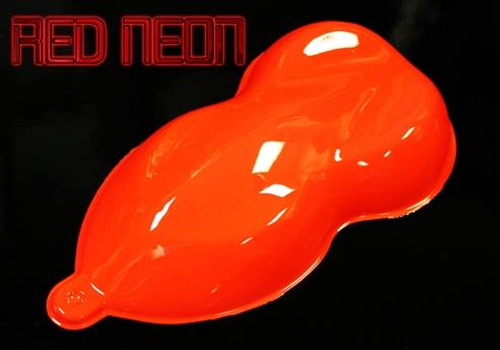 HYDRO-NEON Basecoat - Red Neon - Pint