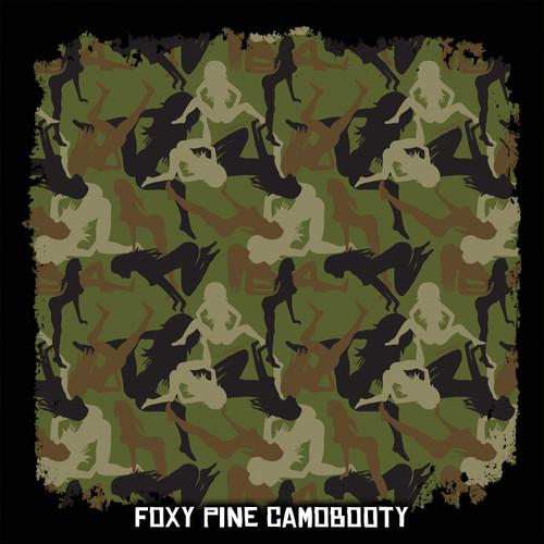 Foxy Pine CamoBooty DIY Dip Kit