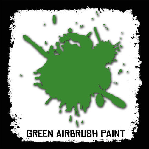 Air Brush Paint - 2oz - Green