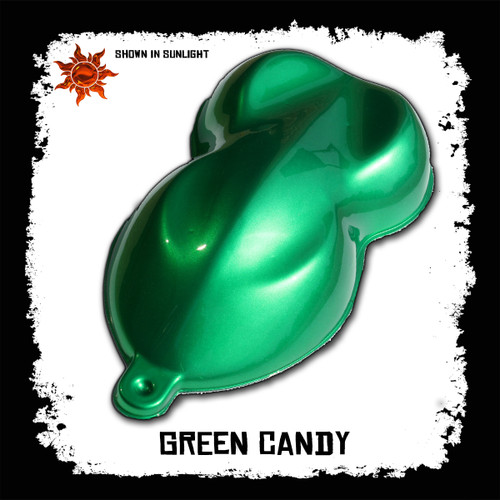 Candy Coat - Green - 2 OZ