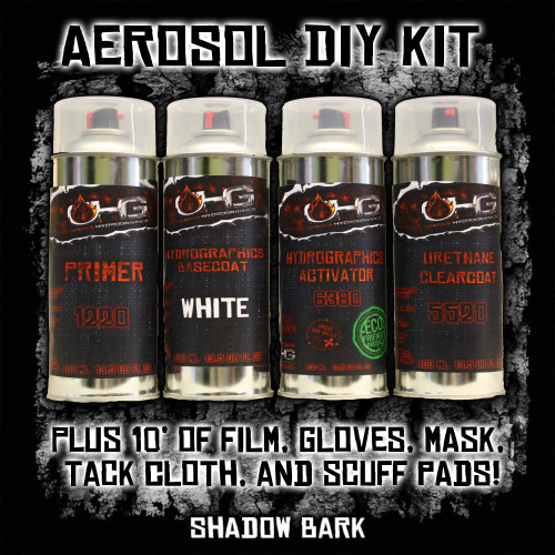 Aerosol DIY Dip Kit -  Shadow Bark