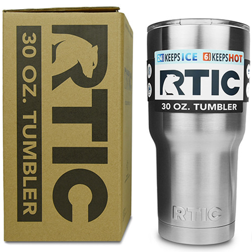 RTIC 30oz Stainless Steel Tumbler