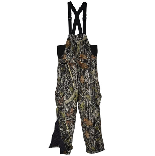 True Timber Fall Conceal TrueSuede Insulated Bibs Large