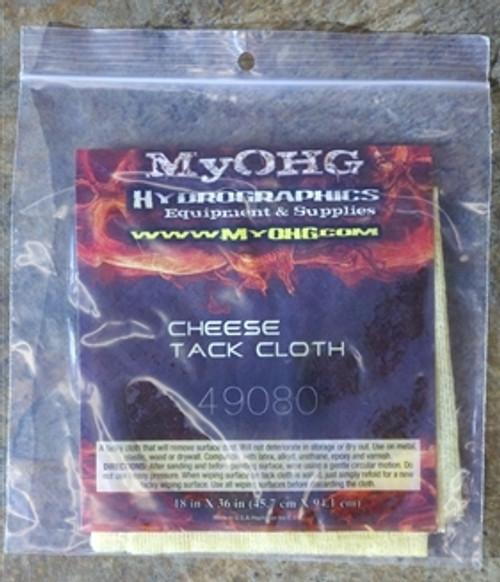 Regular Cheese Tack Cloth
