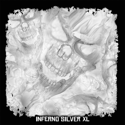 Inferno Black XL Silver Edition