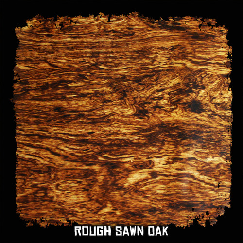 Rough Sawn Oak