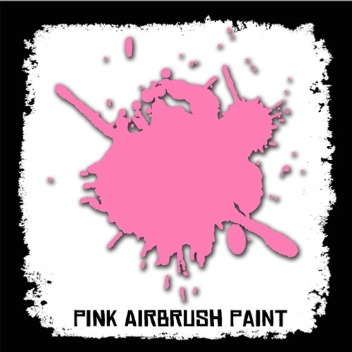 Air Brush Paint - 2oz - Pink