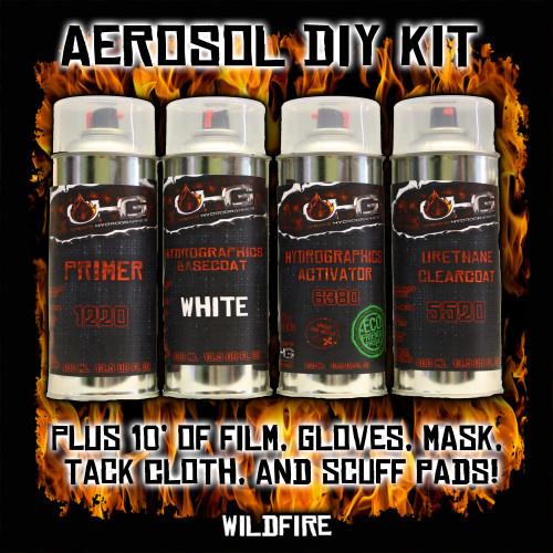 Aerosol DIY Dip Kit -  Wild Fire