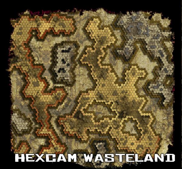 HexCAM USA Wasteland