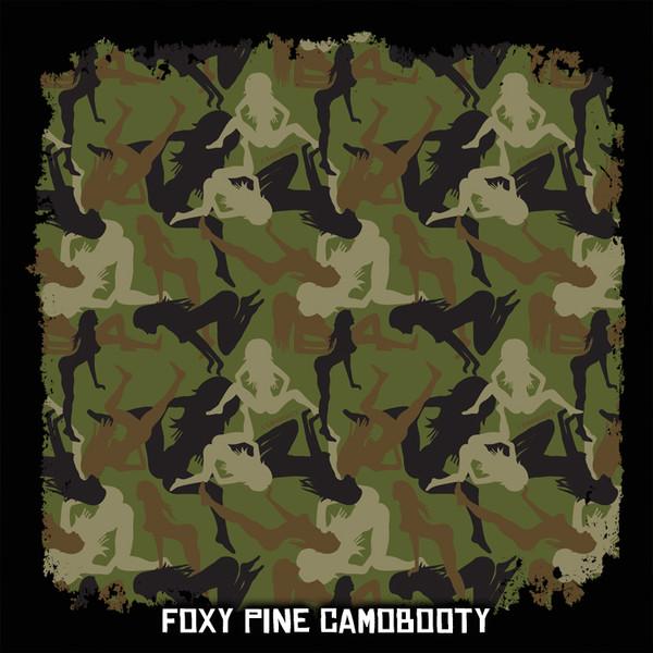 Foxy Pine CamoBooty