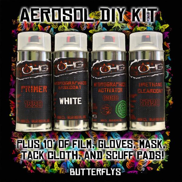 Aerosol DIY Dip Kit - Butterflys