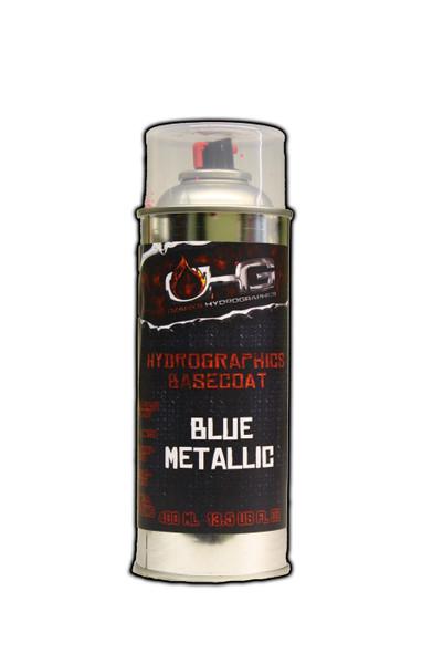 Aerosol Hydrographics Basecoat - Blue Metallic