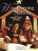 Woodcarving the Nativity in the Folk Art Style by Shawn Cipa