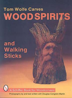WOODSPIRITS AND WALKING STICKS