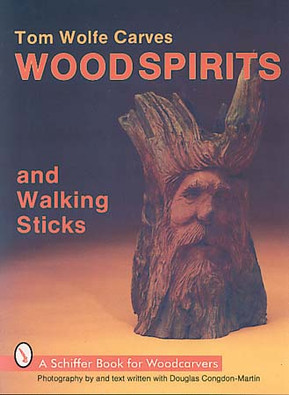 WOODSPIRITS AND WALKING STICKS