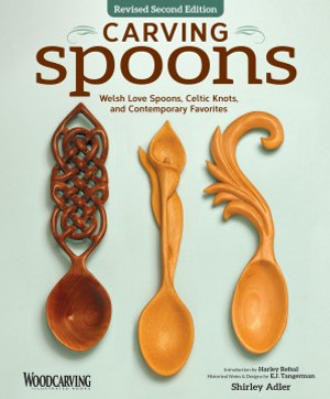 CARVING SPOONS 2ND EDITION