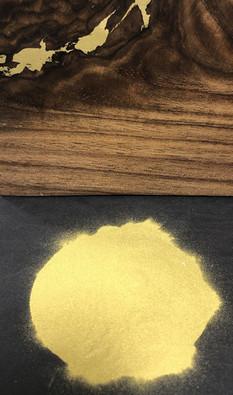 Brass Inlay Powder (8 oz)