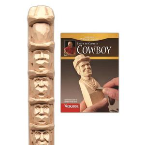 Cowboy Study Stick Kit