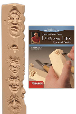 Eyes and Lips Study Stick Kit