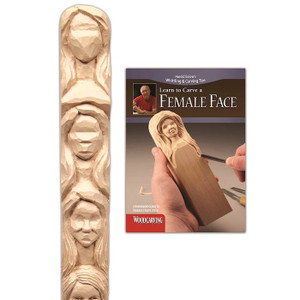 Female Face Study Stick Kit