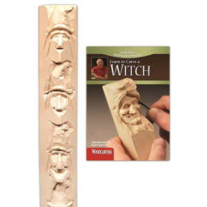 Witch Study Stick Kit