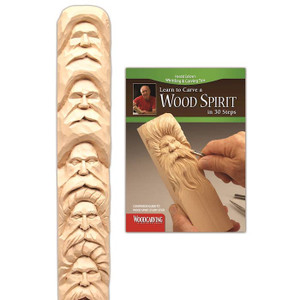 Woodspirit Study Stick Kit