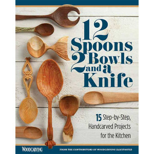 12 Spoons, 2 Bowls and a Knife