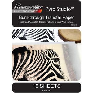 Burn-Through Transfer Paper