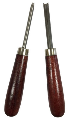 SET OF 2 OVAL EYE PUNCHES