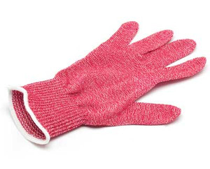XL Red Armor Carving Glove