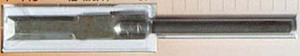"""1/2"""" FLAT CHISEL FOR POWER CHISEL"""