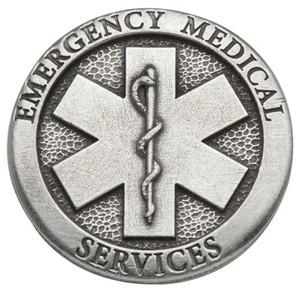 Emergency Medical Services (EMS) Pewter Medallion