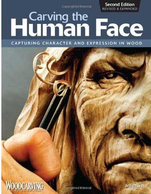 CARVING THE HUMAN FACE 1