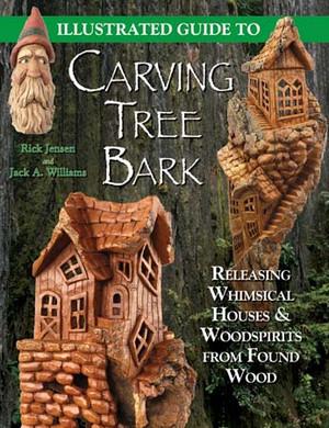 CARVING TREE BARK