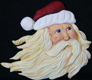 Jultomten Santa Clause Ornament Kit