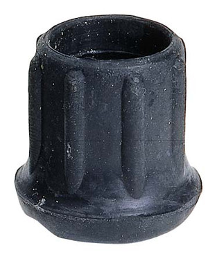 "5/8"" RUBBER CANE TIP"