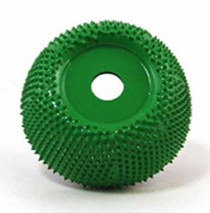 "1 3/4"" Carving Cup Rasp, Coarse"